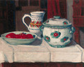 Still Life with Tureen, Jug and Dish - Roderic O'Conor