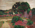 Paysage, Pont-Aven - Roderic O'Conor