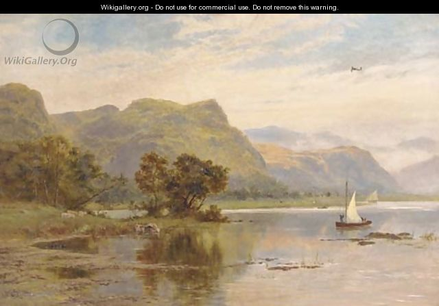 On Derwentwater - Robert Gallon