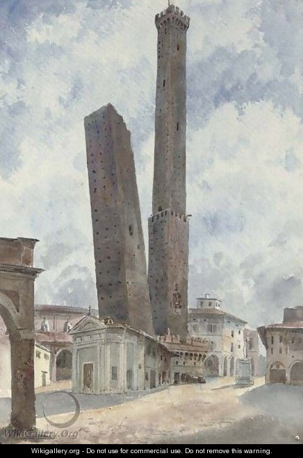 View of Bologna - Harriet Cheney