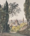 The Boboli Gardens, Florence - Harriet Cheney