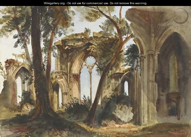 Netley Abbey, Hampshire - Harriet Cheney