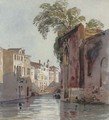 Near Campo dei Mori, Venice - Harriet Cheney