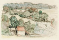 Near Applehayes, Somerset - Robert Polhill Bevan