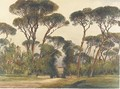 Villa Borghese, Rome - Harriet Cheney