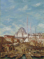 Yeni Cami, Constantinople - Robert Charles Gustave Laurens Mols