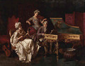 The Recital - Pio Ricci
