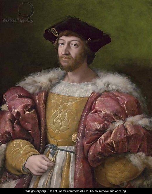 Portrait of Lorenzo de