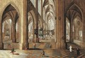 A church interior 2 - Peeter, the Younger Neeffs