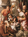 The Nativity - Pieter Aertsen