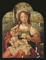 The Virgin and Child - Pieter Coecke Van Aelst