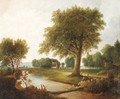 Scene along the Hudson - Thomas Doughty