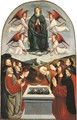 The Assumption of the Virgin - The Master Of San Martino Alfieri