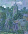 Giverny at Night - Theodore Butler