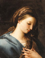 The Madonna Annunciate - (after) Pompeo Gerolamo Batoni