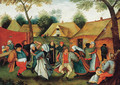 The Wedding Dance - (after) Pieter The Younger Brueghel