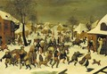 The Massacre of the Innocents - (after) Pieter The Younger Brueghel