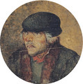 A peasant - (after) Pieter The Younger Brueghel