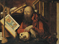 Saint Jerome in his study 2 - (after) Marinus Van Reymerswaele
