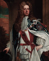 Portrait of John Churchill, 1st Duke of Marlborough (1650-1722) - (after) Kneller, Sir Godfrey