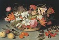 Flowers 2 - (after) Ambrosius The Elder Bosschaert