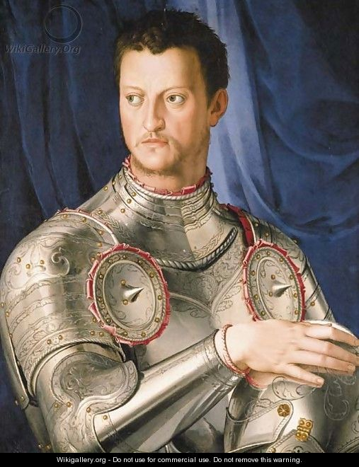 Portrait of Duke Cosimo I de