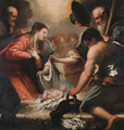 The Adoration of the Shepherds - Stefano Magnasco