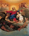 The Assumption of the Virgin 2 - (after) Francesco Albani