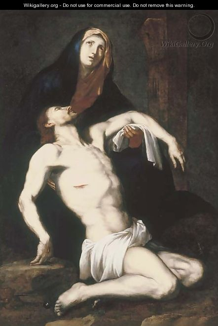 The Lamentation - (after) Jusepe De Ribera