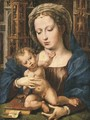 The Virgin and Child 4 - (after) Jan (Mabuse) Gossaert