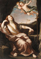 The Penitent Magdalen 7 - (after) Guido Reni
