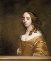 Portrait of a Lady of the Popham Family - Sir Peter Lely