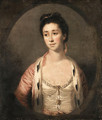 Portrait of the Honorable Mrs. John Barrington - Sir Joshua Reynolds