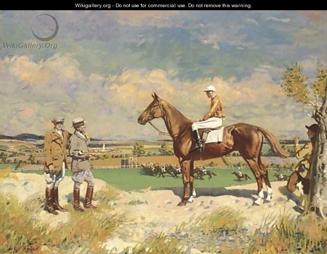 Sergeant Murphy and Things - Willam Orpen