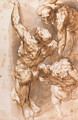 Anatomical studies Three nudes - Peter Paul Rubens