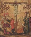 The Crucifixion - South Italian School