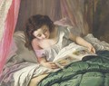 Reading time - Sophie Gengembre Anderson