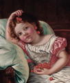 Cherry Ripe - Sophie Gengembre Anderson