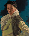 The Man from Aran - Willam Orpen