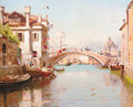 A Venetian backwater - David Murray