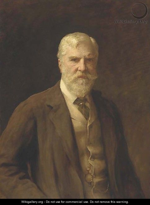 Portrait of Sir Samuel Hoare - Sir Arthur Stockdale Cope