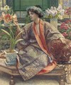 A Hot-House Flower - Sir Edward John Poynter
