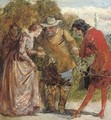 The Introduction - Sir John Everett Millais