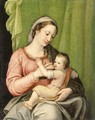 The Madonna and Child - Sebastiano Filippi (Bastianino)