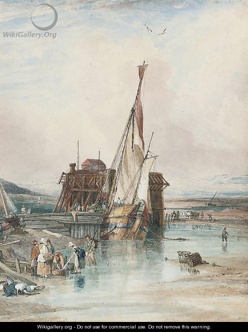 Fort Rouge, Calais - Samuel Owen