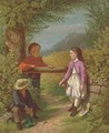 School Days in the Country - Samuel S. Carr