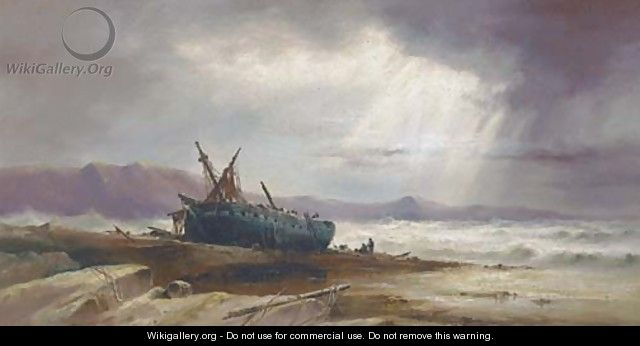 Salvaging the wreck 2 - S.L. Kilpack