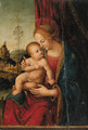 The Madonna and Child - Milanese School