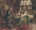 In the goldsmith's house - Max Gaisser