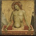 Christ as the Man of Sorrows - Martino Di Bartolomeo Di Biagio